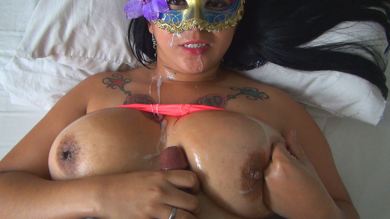 Latina Plumper Carmen Is Back To Get Her Tits Fucked
